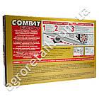 Ловушка для тараканов и муравьев Combat 6 дисков, фото 2