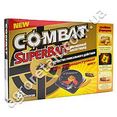 Ловушка для тараканов и муравьев Combat 6 дисков