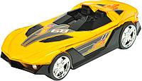 Автомобиль Hot Wheels Супер гонщик Yur So Fast со светом и звуком 25 см Toy State (90531)
