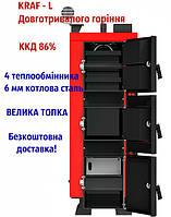 Котел Kraft L 20 автоматика турбіна, фото 1