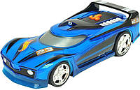 Автомобиль Hot Wheels Супер гонщик Spin King со светом и звуком 25 см Toy State (90532)