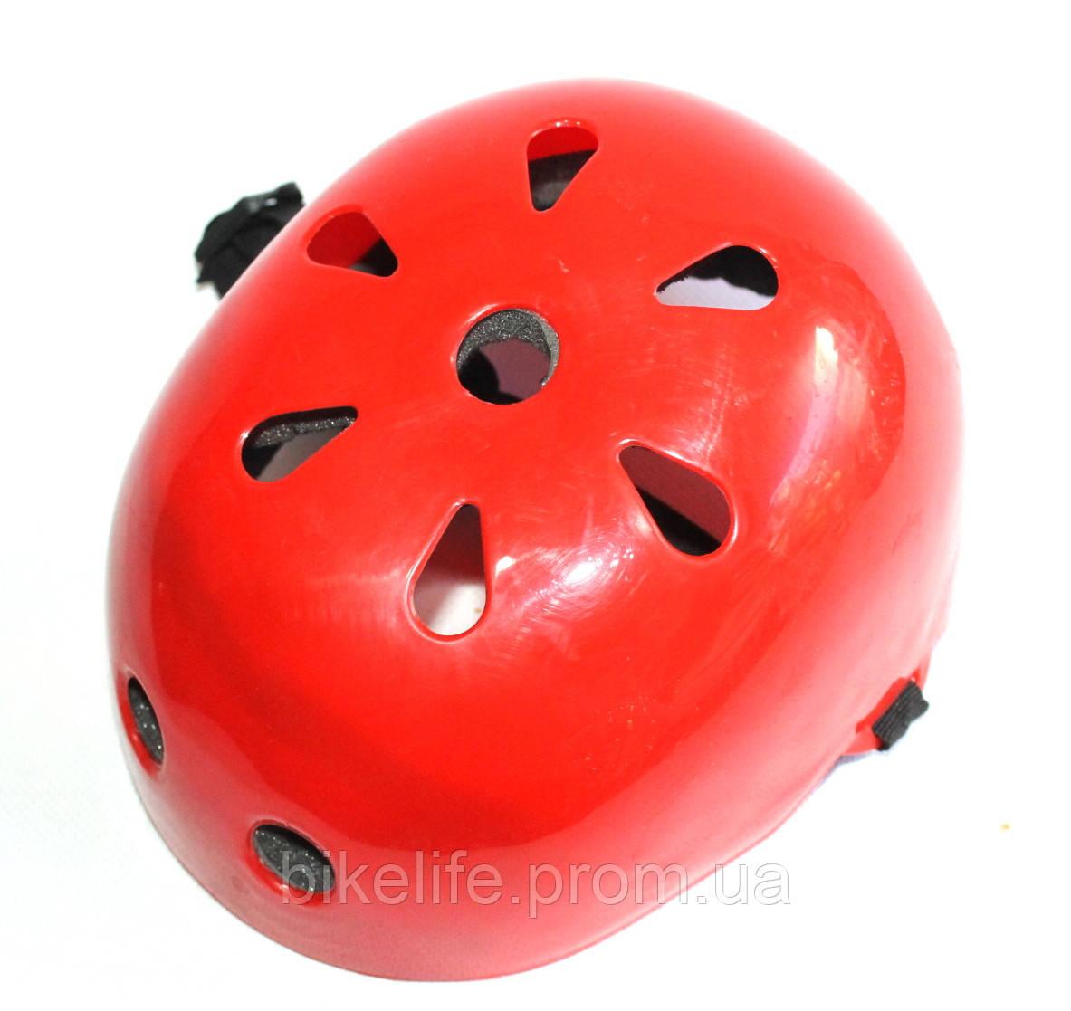 Шлем-защита для велосипедистов (Вело-шлем) (мал.)
