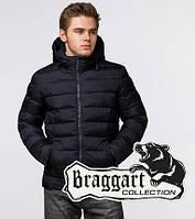 Спортивная куртка Braggart Aggressive - 18680 черно-синий, фото 1