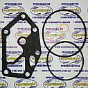 Ремкомплект центробежного масляного фильтра двигателя Д-21 трактор Т-25, фото 3