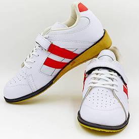 Штангетки обувь для тяжелой атлетики Кожа (размер 45) (OF)