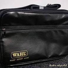 Wahl Professional ретро-сумка black-gold 0091-6145