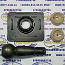 Ремкомплект наконечника (шарнира) продольной тяги ЮМЗ-6 (с пальцем), фото 3