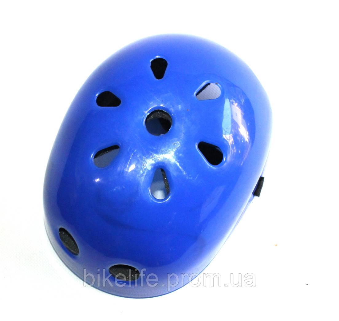 Шлем-защита для велосипедистов (Вело-шлем) (Больш.)