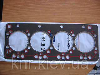 Прокладка головки блока цилиндров (ГБЦ) JAC 1020 (Джак)