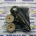 Ремкомплект наконечника (шарнира) продольной тяги ЮМЗ-6 (с пальцем), фото 2