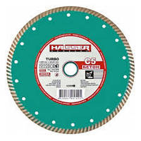 Круг алмазный Turbo Haisser С5 Бетон 230 мм алмазный диск по бетону, кирпичу и шиферу