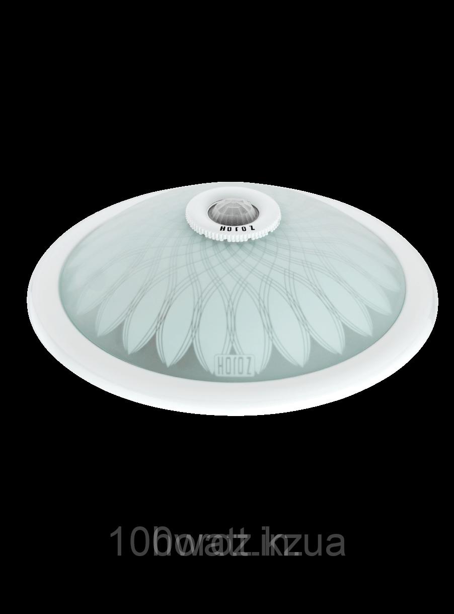 Светильник потолочный с датчиком движения 360 градусов 2х25w HOROZ