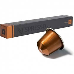Кофе в капсулах Nespresso Ispirazione Livanto 6 (тубус 10 шт.), Швейцария (Неспрессо оригинал)