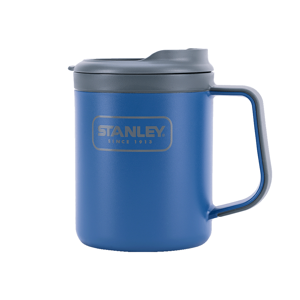 Термокружка Stanley eCycle 0.35 л темно-синяя