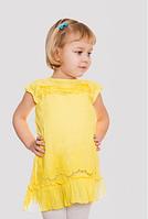 Яркое летнее детское платье