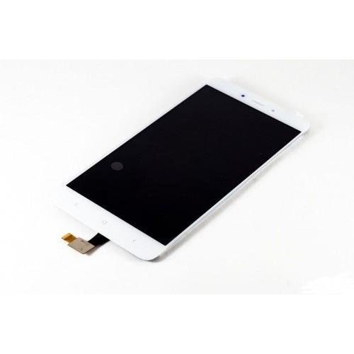 Дисплей для Xiaomi Redmi Note 4 с тачскрином белый Оригинал