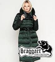 Воздуховик зимний пуховик женский Braggart Angels Fluff 31515F