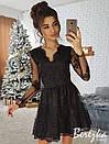 Платье из кружева с пышной юбкой 66py2262, фото 2