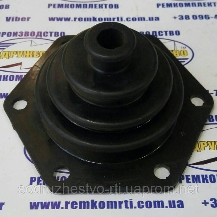Чохол важеля КПП 50-1702236 коробки перемикання передач трактор МТЗ
