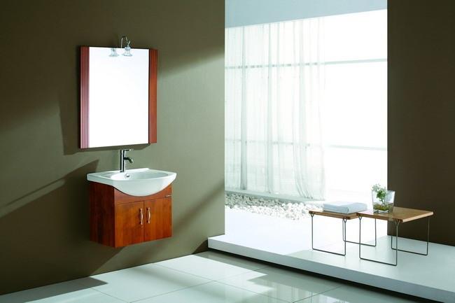 Комплект мебели для ванной Golston AB612