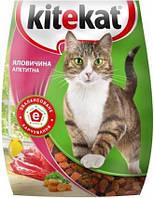 Kitekat сухой корм аппетитная говядина для взрослых кошек 13КГ