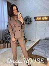 Классический брючный женский костюм 5ks924, фото 3