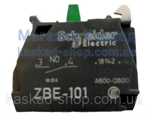 Кнопка одноконтактная включения пульта управления гидроборта Dhollandia (ТМ 1хНО), фото 2