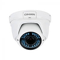 Наружная купольная IP-камера Qihan QH-VNV534DO-P, 4 Mpix