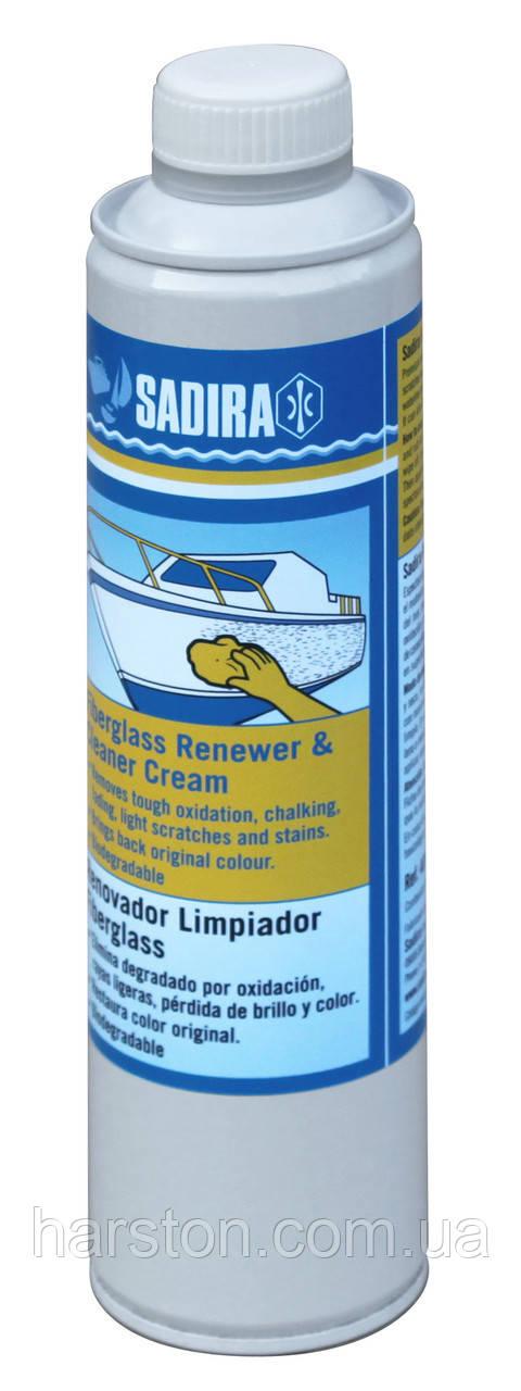 Гель для очистки и восстановления гелькоута SADIRA Renewer & Cleaner, 1 л.