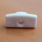 ПФ-15 Профиль накладной полуматовый 1М комплект:2 заглушки с отверстием+4 крепеж пластик 1016230, фото 6