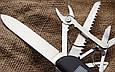 Складной надежный нож Victorinox Hercules 09043.3 черный, фото 6
