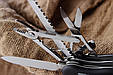 Складной надежный нож Victorinox Hercules 09043.3 черный, фото 7