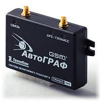 GPS мониторинг коммерческого транспорта