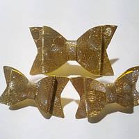 Табор бантиков для волос,желтый
