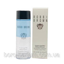 Средство для снятия макияжа Bobbi Brown Instant Long Wear Makeup Remover (синий)