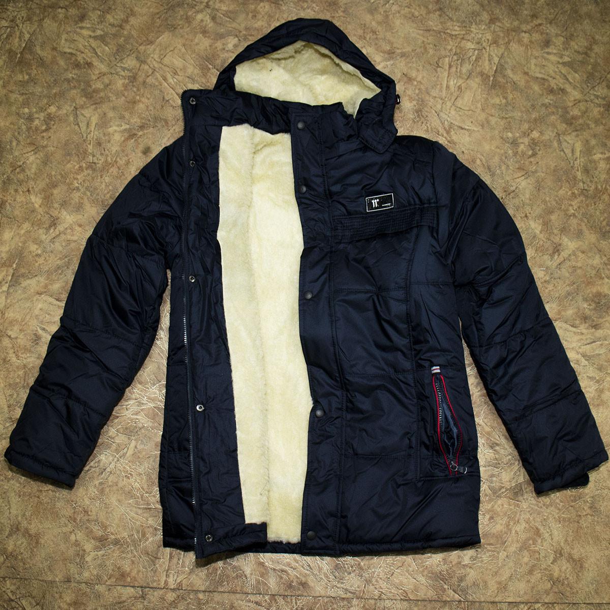 405d9d86af78c Зимние мужские куртки на овчине фабричный пошив пр-во Украина K1701, цена  536 грн., купить в Одессе — Prom.ua (ID#839152890)