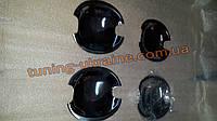 Хром накладки на под ручки мыльницы для Volkswagen Passat B5 1996-2005