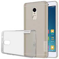 Чехол Nillkin Nature TPU для Xiaomi Redmi Note 4 (MTK)