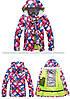 """Лыжный костюм """"Абстрактная клетка"""" - 9 вариантов, фото 3"""