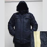 Зимние мужские куртки на овчине фабричный пошив пр-во Украина  K1701