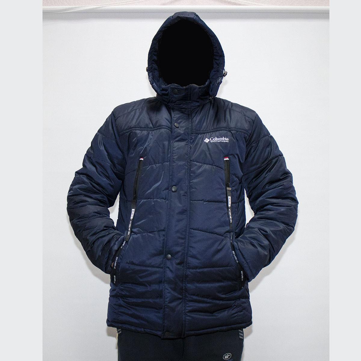 Зимние мужские куртки на синтепоне и флисе фабричный пошив пр-во Украина  K1703
