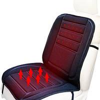 Накидка с подогревом на автомобильное кресло
