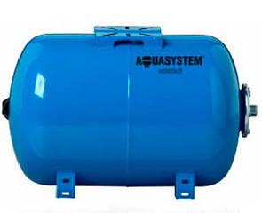 Гидроаккумулятор Aquasystem VAO 80 (80л горизонтальный))