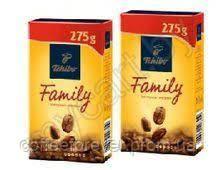 Кофе молотый Tchibo Femily 275г, фото 2