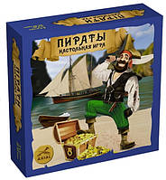 Настольная игра Пираты от ТМ Ариал