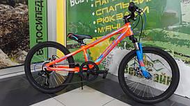 """Велосипед SPELLI 20"""" CROSS 2018 рама 10"""" помаранчевий SP000115"""