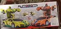 """Машина трансформер на радиоуправлении """"Autobots"""""""