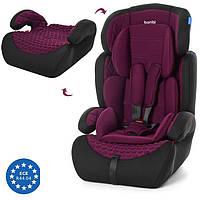 Детское автокресло M 3546-9 цвет фиолетовый