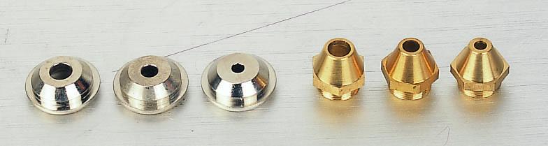 Комплект форсунок FR-300/FR-301 (4,6,8 мм) NS-FR-300-301 AUARITA