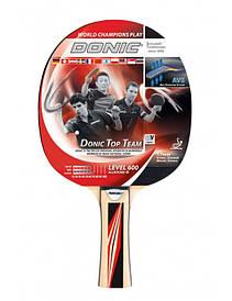 Ракетка настольный теннис DONIC Top Team 600